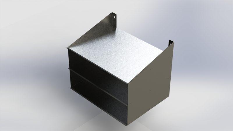Полка для пергамента и упаковки
