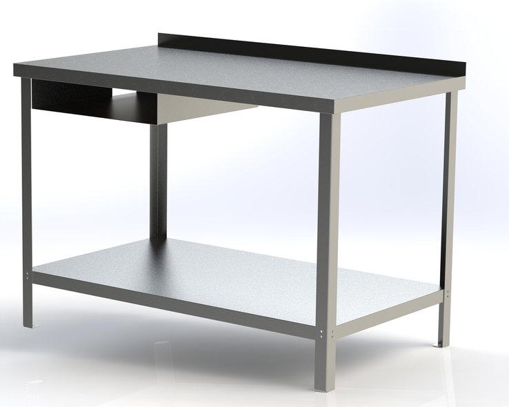 стол с карманом